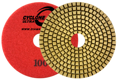 Cyclone Ultra Wet Polishing System