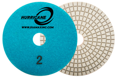 Hurricane ES White 3 Step Polishing System