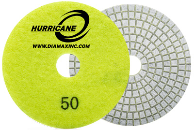 Hurricane ES White 7 Step Polishing System