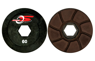Cyclone S Straight Edge Wheels
