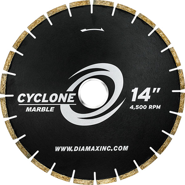 Cyclone Marble Silent Core Blade
