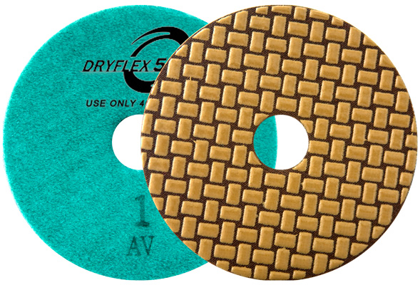 Dryflex 5 Polishing System