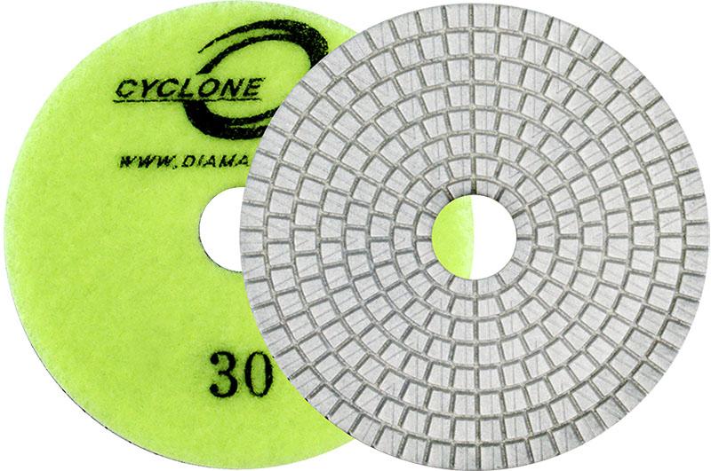 Cyclone ES White 7 Step Polishing System