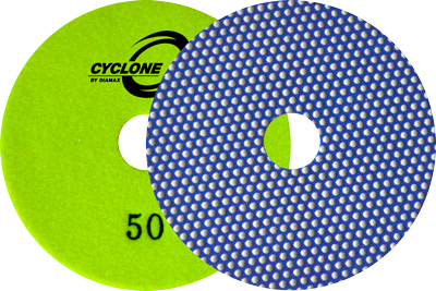 Cyclone Electroplated Pad System
