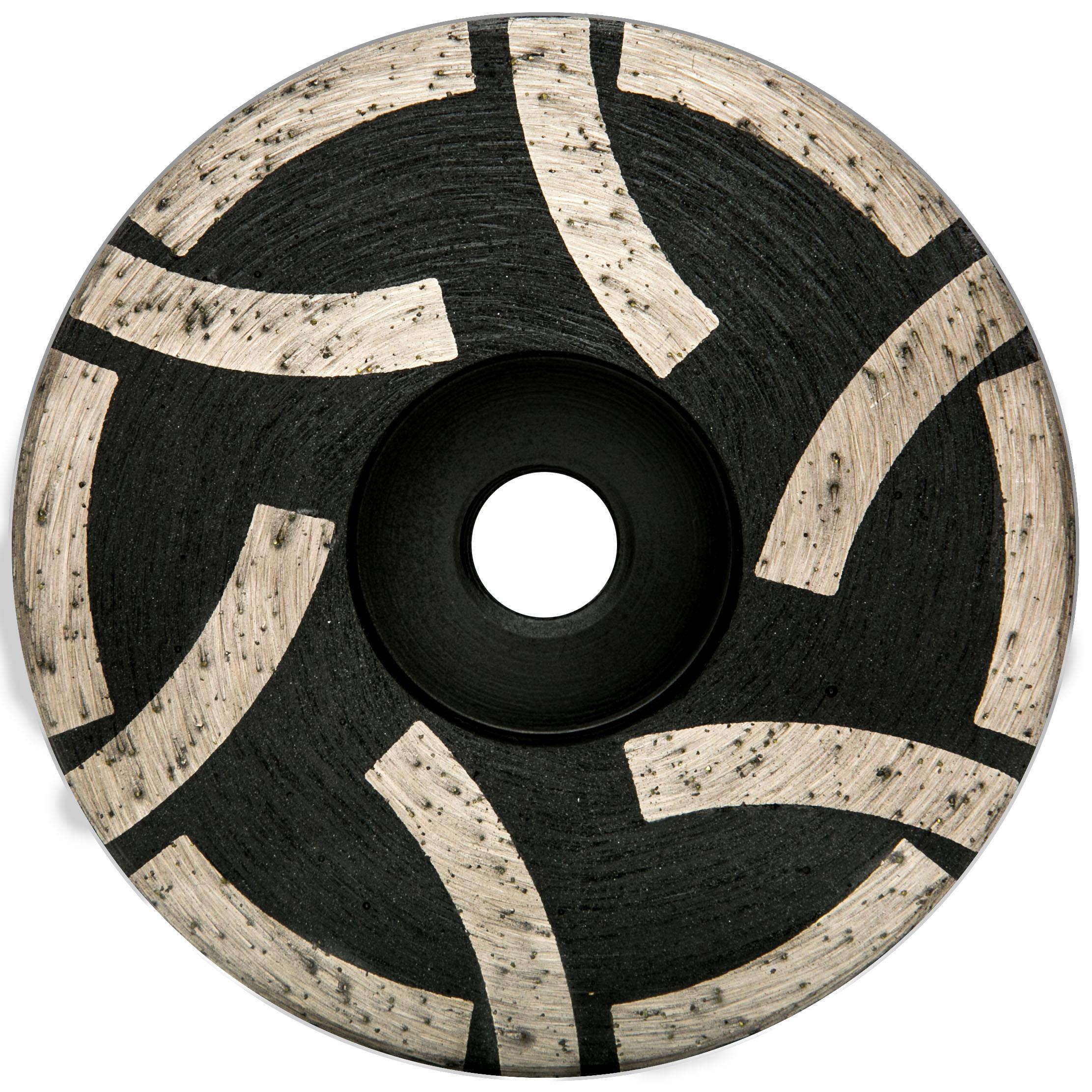 Cyclone Flat Resin Cup Wheels