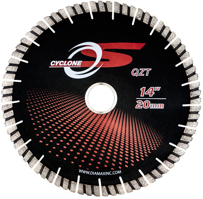 Cyclone S Quartzite Silent Core Blade