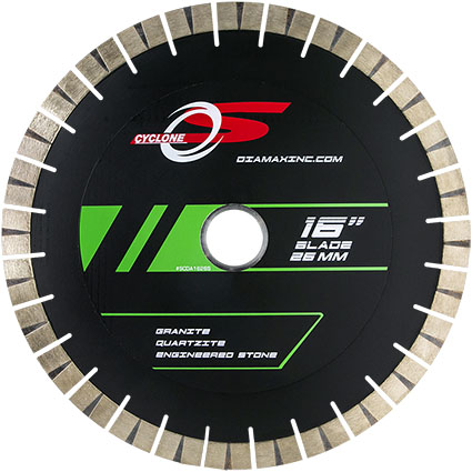 Cyclone S Silent Core Reinforced Blade