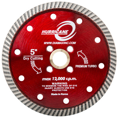 Hurricane Granite Turbo Blade