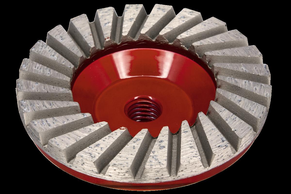 Hurricane Turbo Cup Wheel Diamax