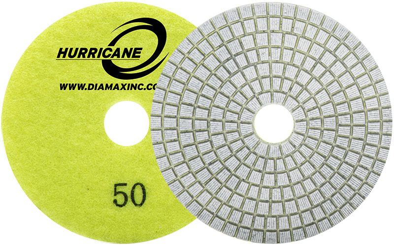 Hurricane ES White 7 Step Polishing System