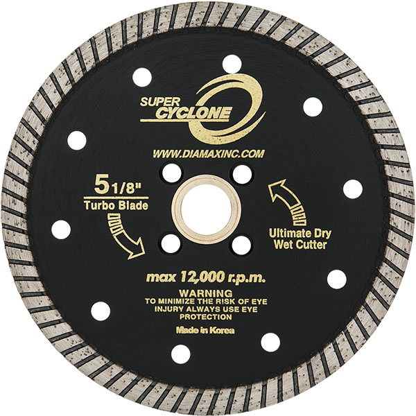 Super Cyclone Granite Turbo Blades