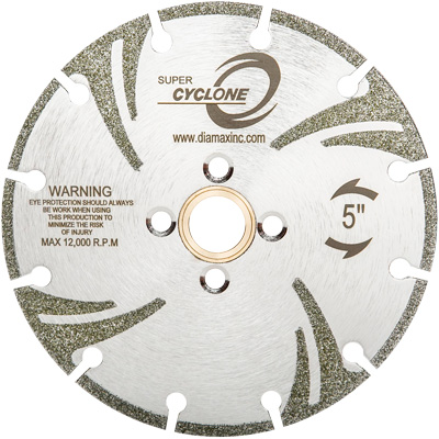 Super Cyclone Electroplated Blade