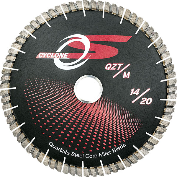 (Eng) Cyclone S Quartzite Miter Blade