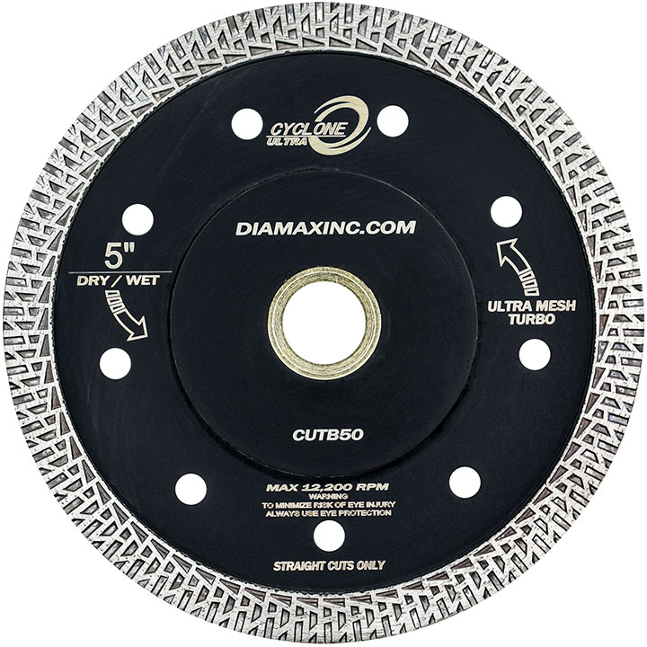 (Eng) Cyclone Ultra Mesh Turbo Blade