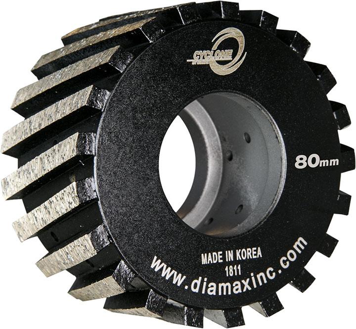Cyclone CNC Z Wheel