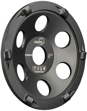 Cyclone PCD Wheel