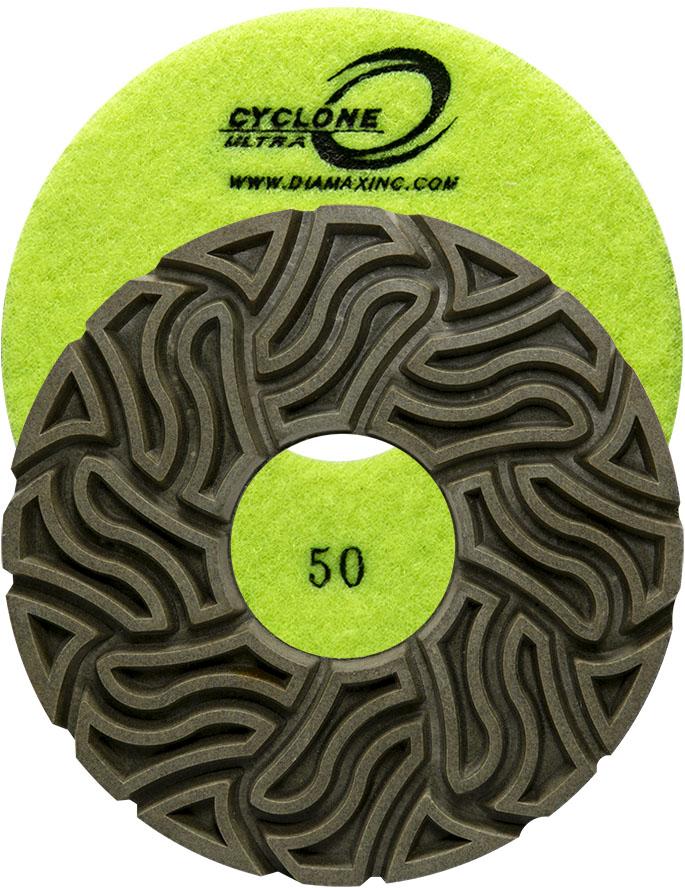 Cyclone Ultra Straight Edge Velcro Wheel